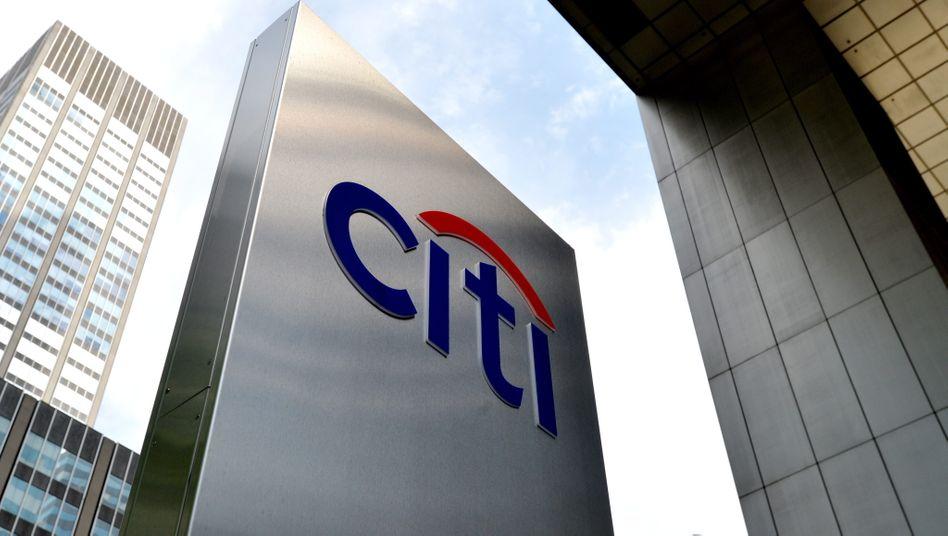 Citigroup: 18 Milliarden Dollar Verlust im vierten Quartal - die einmaligen Kosten durch die Steuerreform belasten