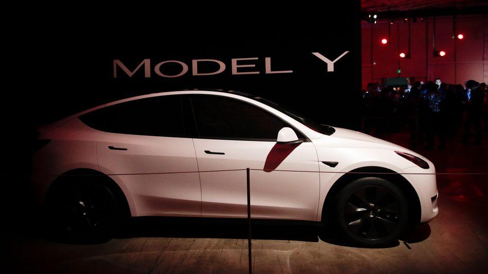 Hoffnungsträger: Teslas Model Y
