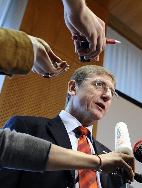 """""""Neuer Eiserner Vorhang"""": Ungarns Premier Gyurcsány"""