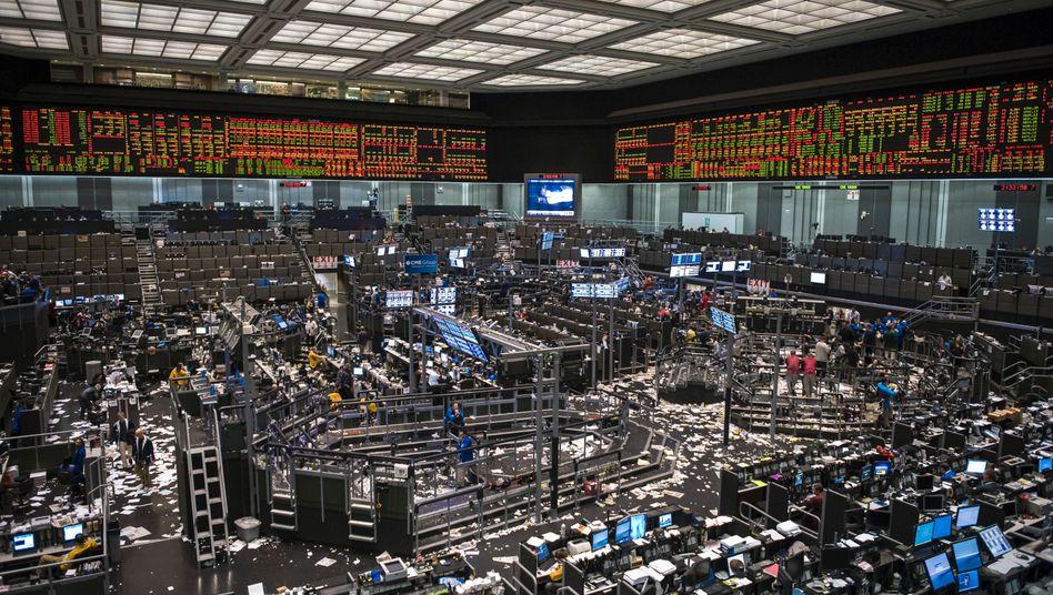 Börsen-Elite: Die Chicago Mercantile Exchange ist eine der größtenBörsender Welt (Archivbild)