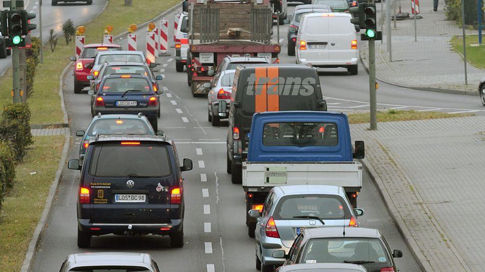 Zahlreiche Automodelle fielen bei einem Test des Bundesverkehrsministeriums offenbar durch
