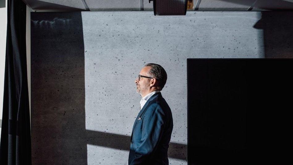 Profilgeber:Carsten Knobelmuss eine Wachstumsrezeptur für die zuletzt erlahmte Persil-Firma finden