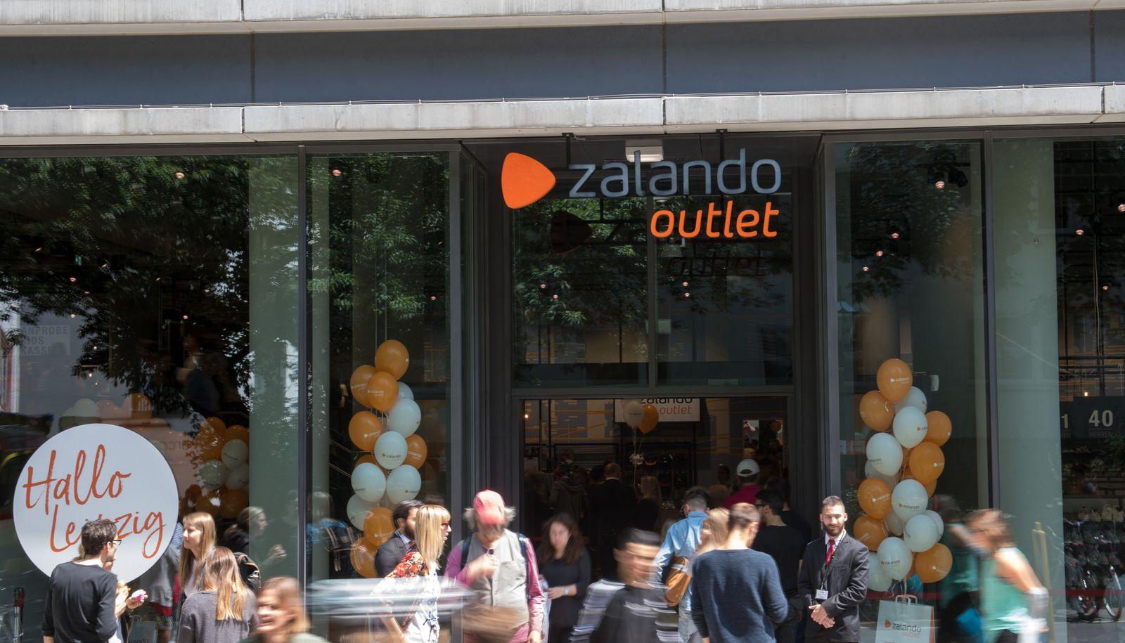 Zalando eröffnet Outlet in Leipzig
