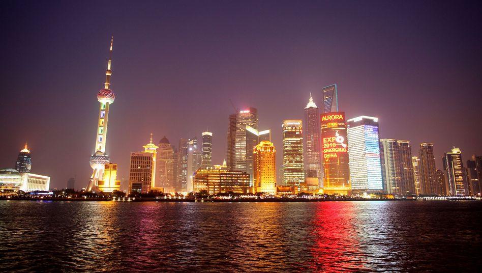 Shanghai: China will Wirtschaftsstärke gegen EU demonstrieren