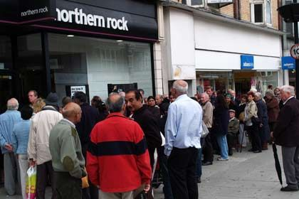 Krisenbank Northern Rock: Retter in Sicht?