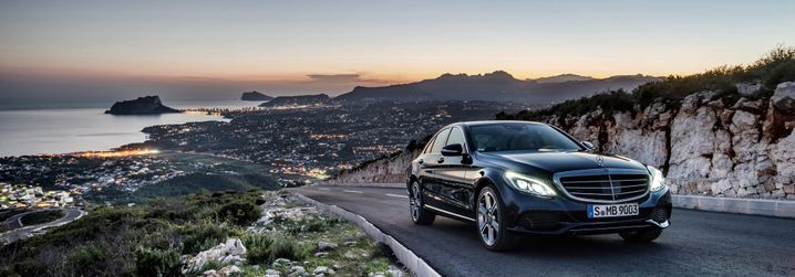 Mercedes C-Klasse: Im Verkaufszahlen-Vergleich zum Vorjahr patzte die Sternen-Mittelklasse zuletzt