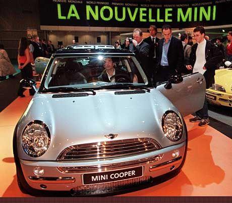 Popstar in Paris: Der neue Mini