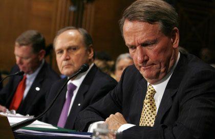 Ist GM noch zu retten? Wagoner als Bittsteller im US-Senat