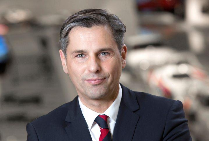 Klaus Zellmer: Noch ist er Porsches US-Chef - ein klassisches Sprungbrett im VW-Konzern