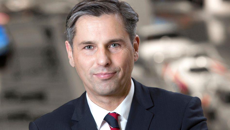 Klaus Zellmer: Der Manager hat derzeit den Posten als Porsches US-Chef inne - dieser gilt als Sprungbrett innerhalb des VW-Konzerns