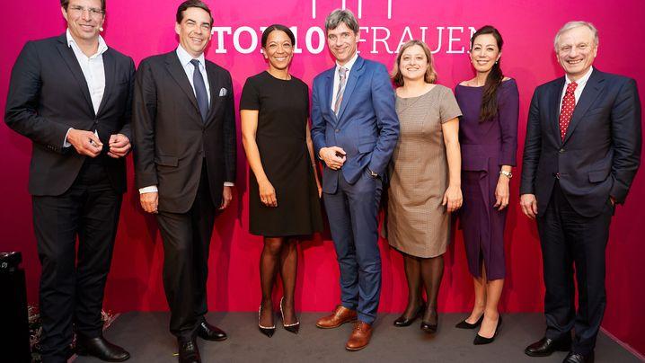 100 einflussreichste Wirtschaftsfrauen: So feierten Deutschlands Topfrauen