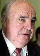 Helmut Kohl vertraute viele Jahre auf den Rat von Heinrich von Pierer