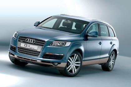 Audi Q7 Hybrid Concept: In 6,8 Sekunden beschleunigt das Hybridmodell auf 100 Stundenkilometer