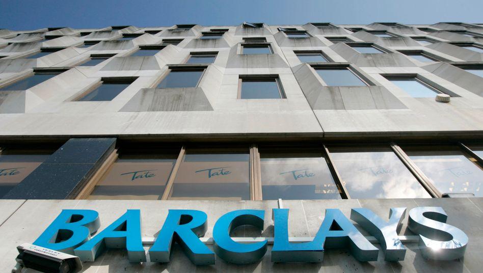 Barclays-Filiale in London: