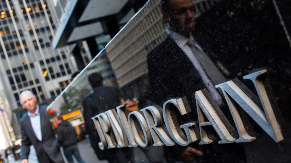 JPMorgan: Die Großbank zeigt sich dankbar für Trumps Steuergeschenke