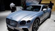 VWs Nobelmarke Bentley wird Audi zugeschlagen