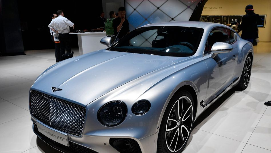 Bentley Continental GT: Die Marke soll nun Audi und nicht mehr Porsche zugeordnet werden