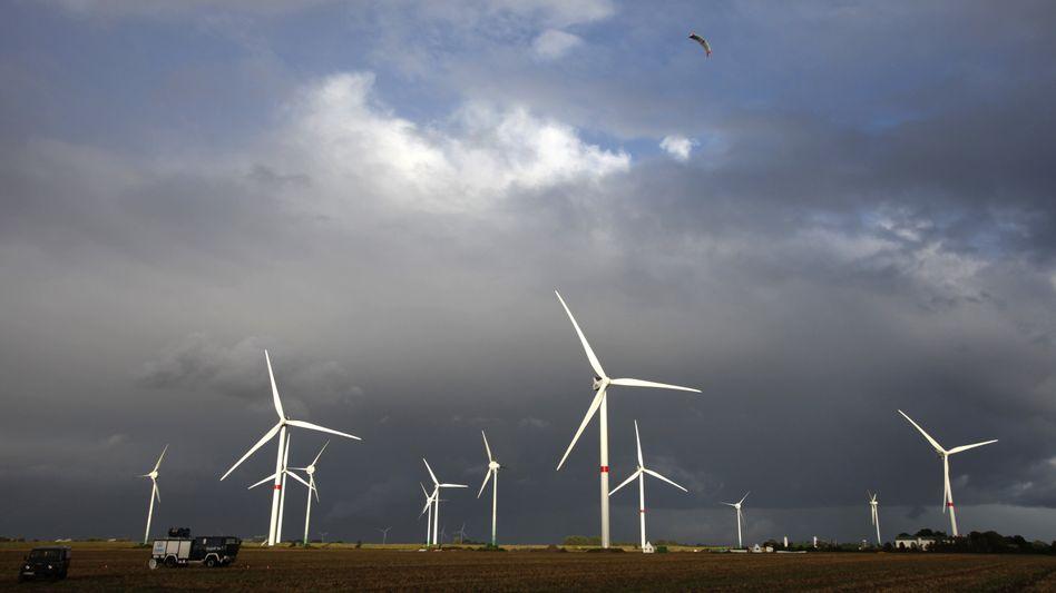 Windpark: Hoffnung auf höhere Rendite als für festverzinsliche Anlagen