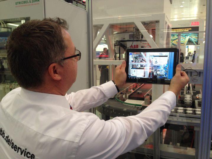 ABB: Willkommen in der Augmented Reality