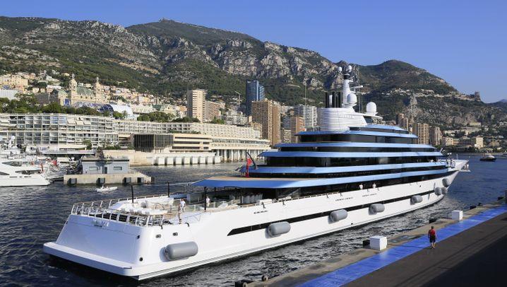 Wenn Milliardäre nicht widerstehen können: Die teuersten Superyachten der Welt
