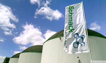 Biogasanlage von Schmack: Verhandlungen ohne Erfolg