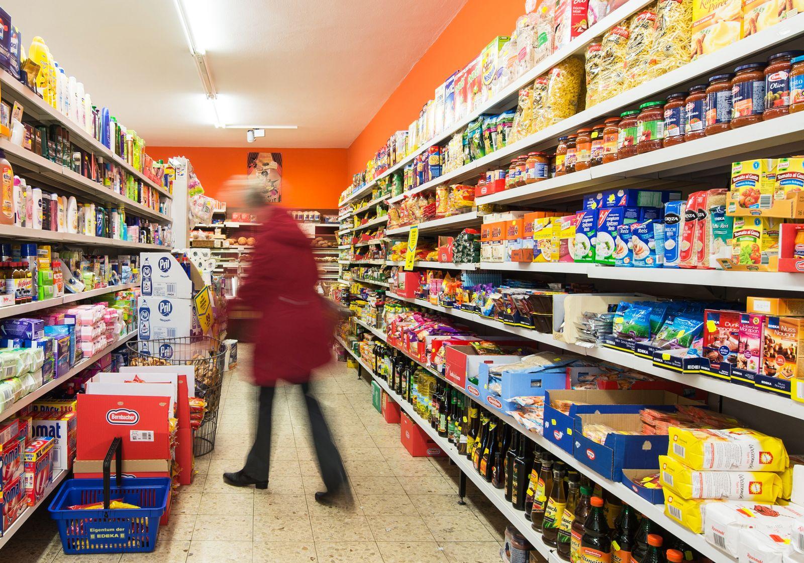 Deutschland / Konjunktur / Konsum / Inflation / Einkauf