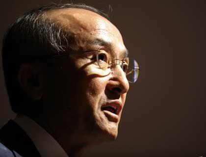 Toyota-Chef Katasuaki Watanabe: Selbst der Branchenprimus kämpft mit ungewohnten Problemen