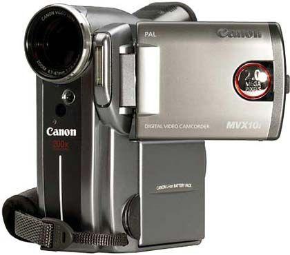 Canon: Camcorder MVX10i