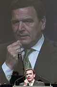 """Gerhard Schröder tritt als """"politischer Anwalt"""" für Siemens auf"""
