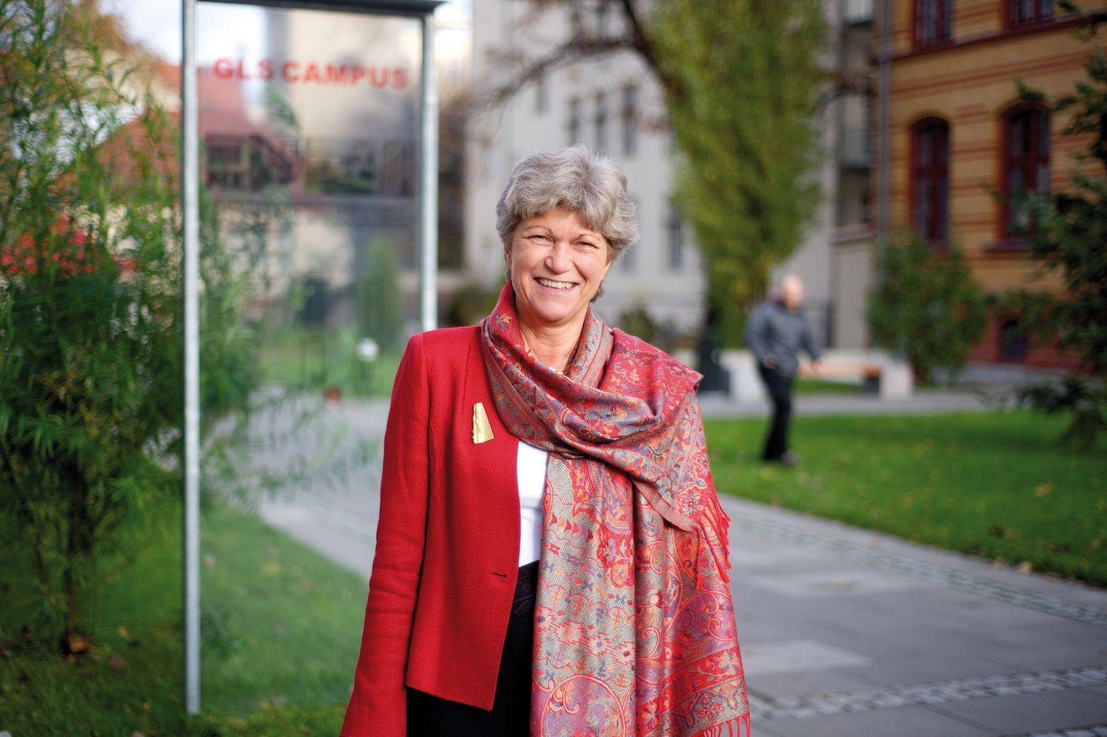 EINMALIGE VERWENDUNG Barbara Jaeschke, GLS Sprachenzentrum