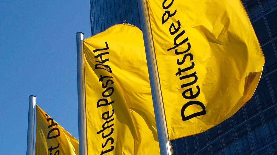 Rekordgewinn: Die Deutsche Post hat das beste Ergebnis seit dem Börsengang erzielt