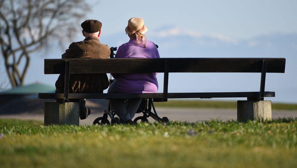 4,4 Millionen Rentner zahlen fast ein Zehntel des gesamten Einkommensteuer-Aufkommens