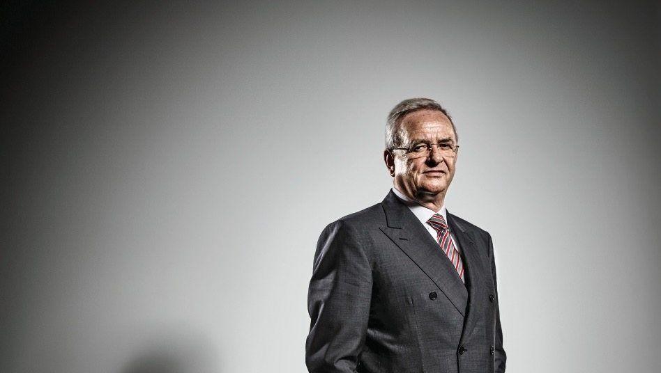 Martin Winterkorn: Er hat fast neun Jahre das größte deutsche Unternehmen geleitet. Inzwischen ist er auch in Deutschland angeklagt.