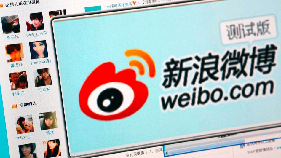 Ende des Wall-Street-Abenteuers: Twitter-Konkurrent Weibo