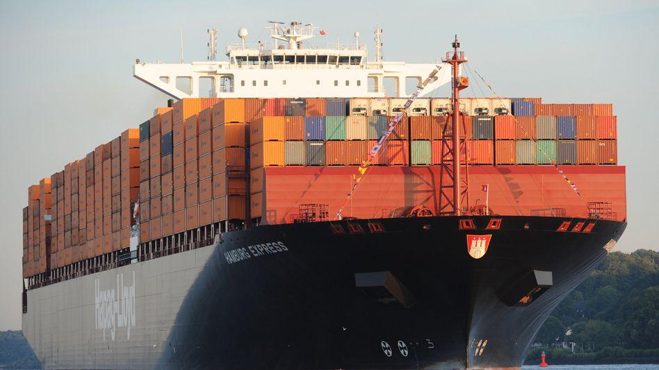 Zu wenig Schiffe, explodierende Frachtkosten: Hapag-Lloyd hat zwölf neue Schiffe bestellt, die ersten sechs werden erst 2023 geliefert