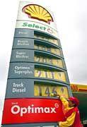 Gerügt: Preispolitik von Shell