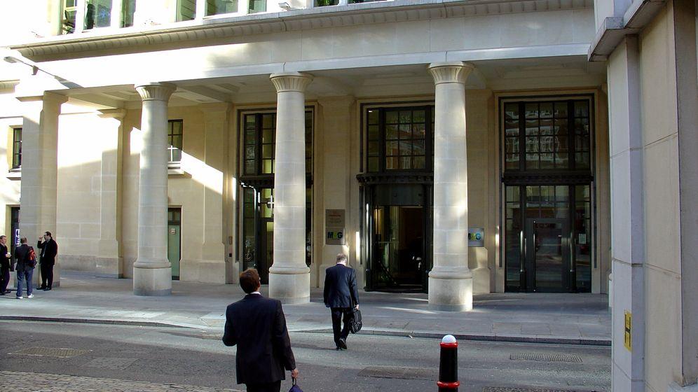 Fondsmanagement in London: Der Tag in Bildern