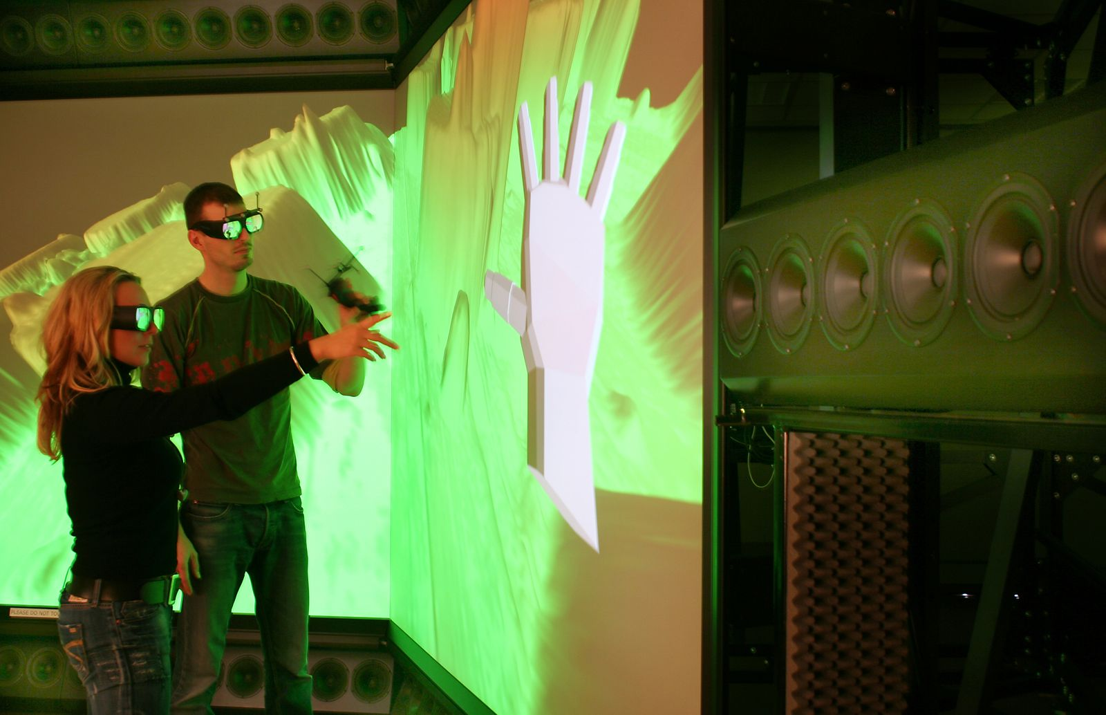 VR Competence Center, Ilmenau