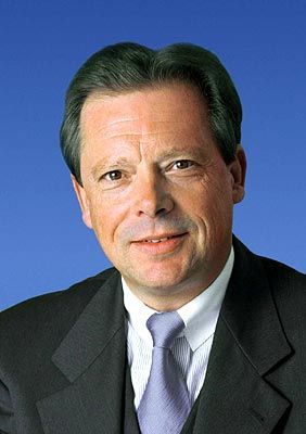 Weitgereiste Führungskraft: Hans-Ulrich Sachs