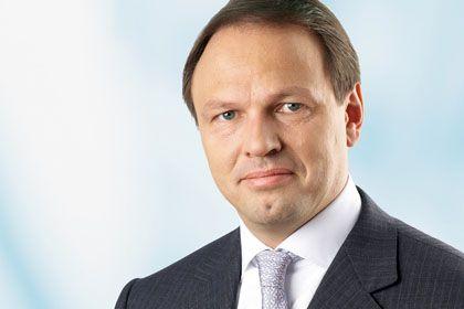Zuversichtlich: Commerzbank-Finanzvorstand Strutz