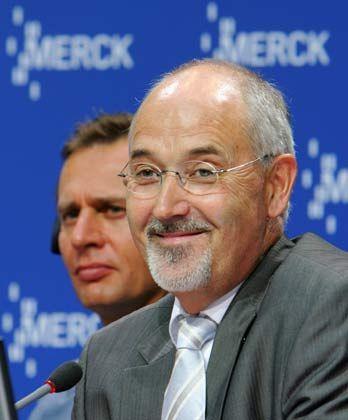 Michael Römer: Erstmals nahm der Merck-Chef die gekaufte Serono voll in die Bilanz auf