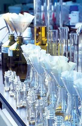 Die Chemieindustrie wird nur geringe Wachstumsraten aufweisen, sagen Experten