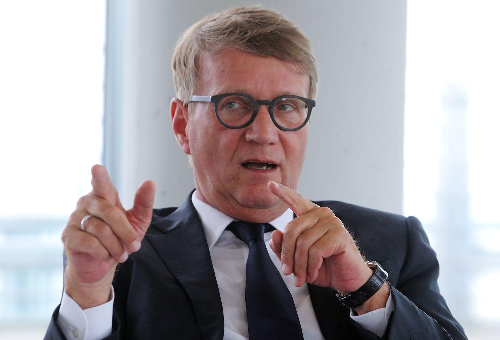 Bahn-Vorstand Ronald Pofalla