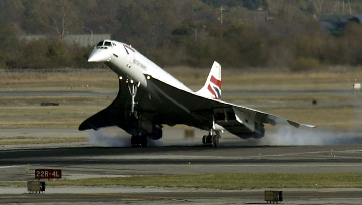 New York London in drei Stunden: Dieses Startup will die Concorde wieder beleben