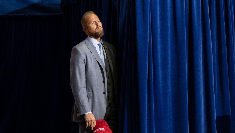 Abberufener Chef von Trumps Wahlkampfteam: Brad Parscale (Archivbild von 2018)