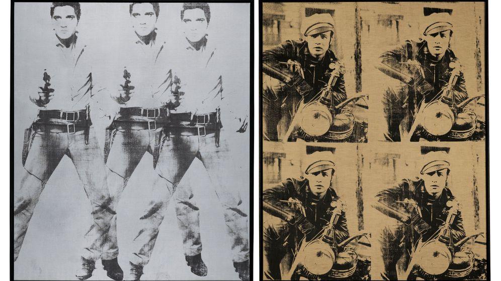Zwei Warhols im Angebot: Westspiel hofft auf New Yorker Kunstmillionen