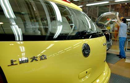 Polo-Produktion in Shanghai: Fehlt den Wolfsburger Technikern das Verständnis für einfache und billige Lösungen?