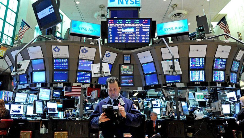 Mathematiker statt Investmentprofis: An der Wall Street übernehmen die Computer die Macht
