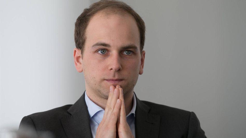 Der nächste Drogeriekönig: Raoul Roßmann.