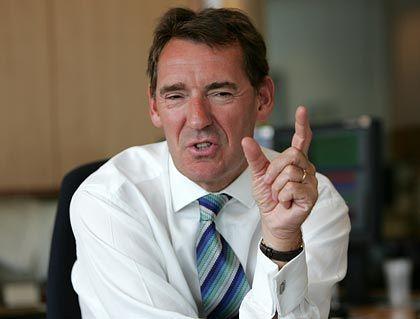 """""""Sehr ernster Test"""": Goldman-Sachs-Chefvolkswirt O'Neill"""